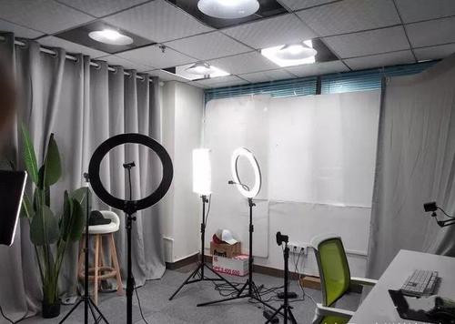 直播间的灯光怎样设计,常用的5种灯光布置分享!第1张