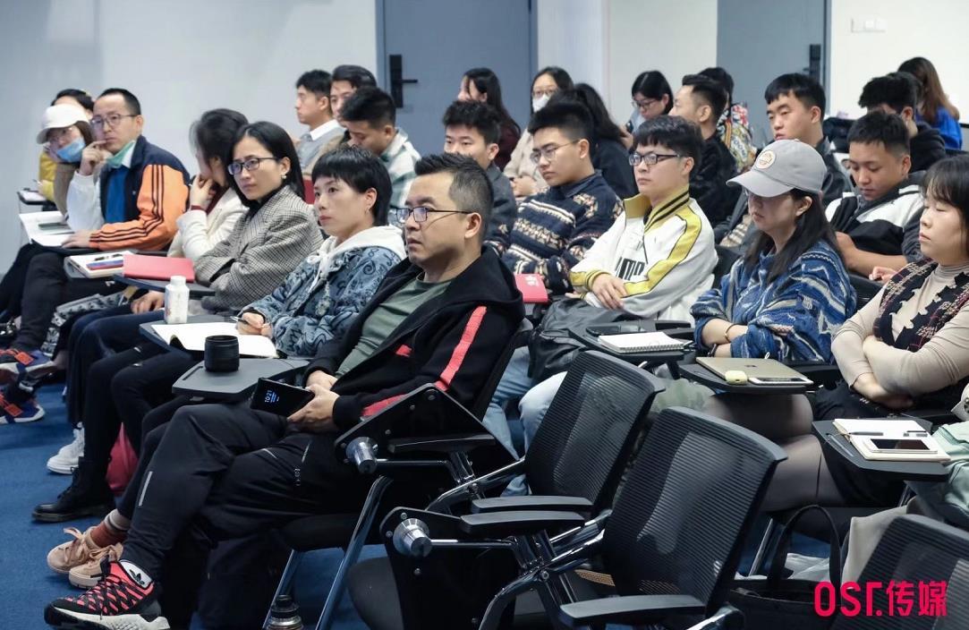 OST传媒与长虹集团第一次战略性合作培训第3张