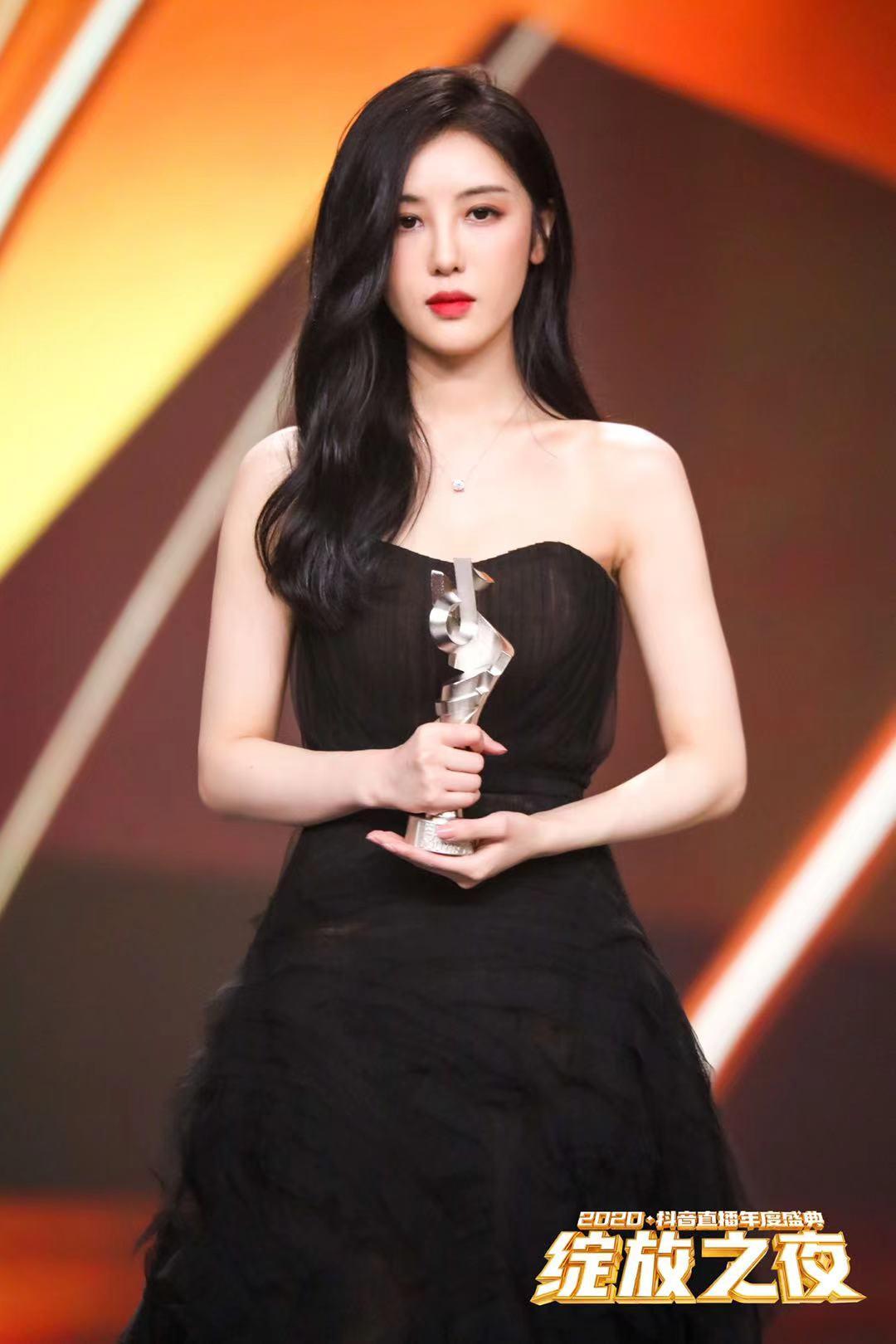 2020抖音直播盛典圆满落幕,OST传媒旗下艺人斩获年度巅峰赛等多类大奖第8张