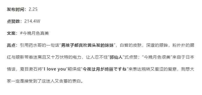 一周资讯   OST传媒2月24日-3月4日爆款短视频赏析第3张