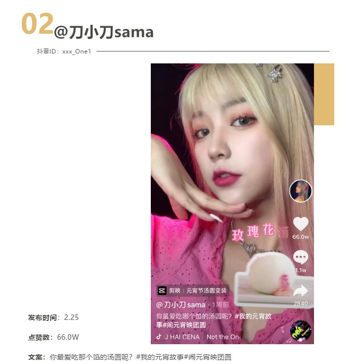 一周资讯   OST传媒2月24日-3月4日爆款短视频赏析第4张