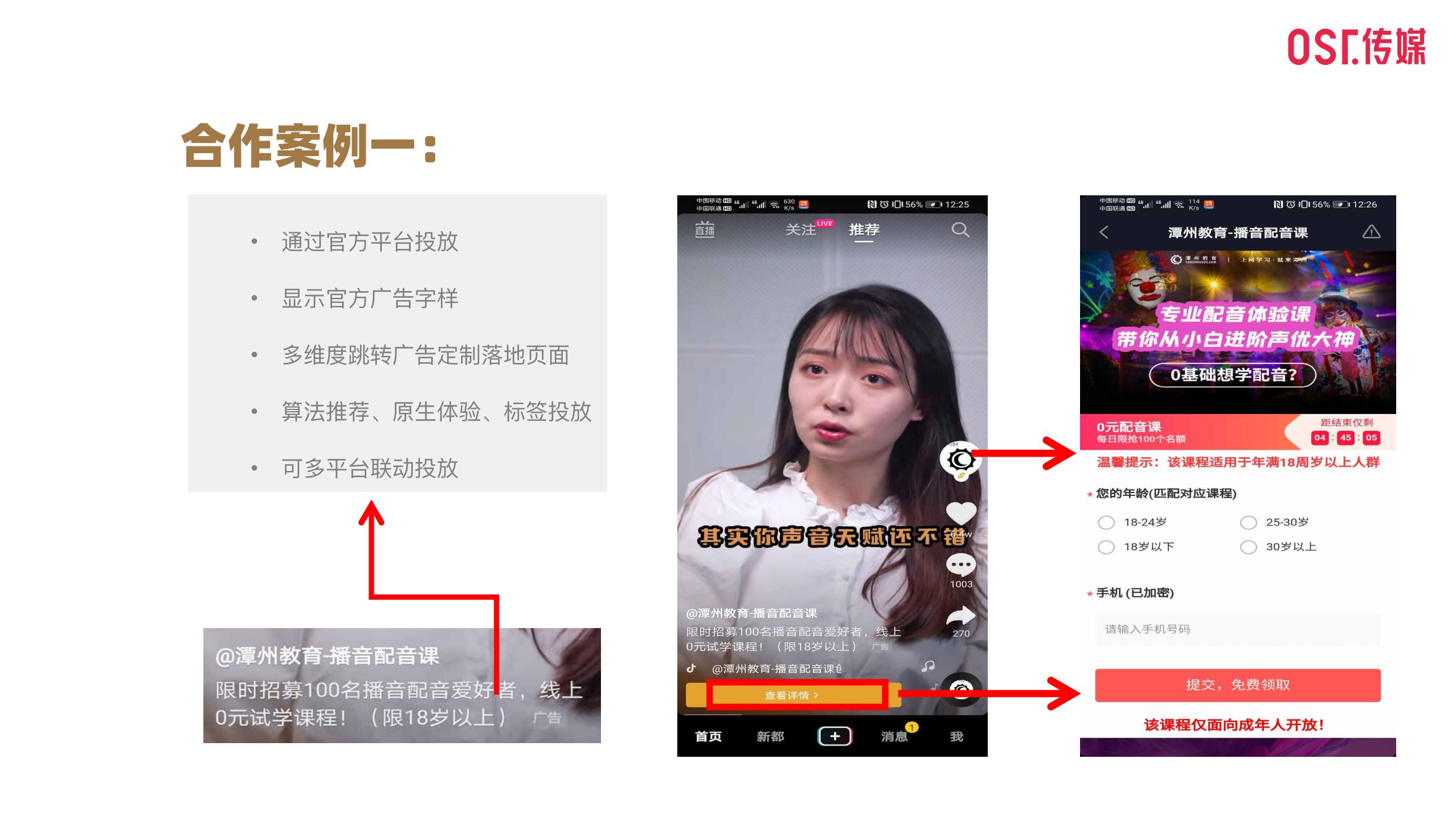 OST传媒定制平台信息流广告业务介绍-整合营销第2张