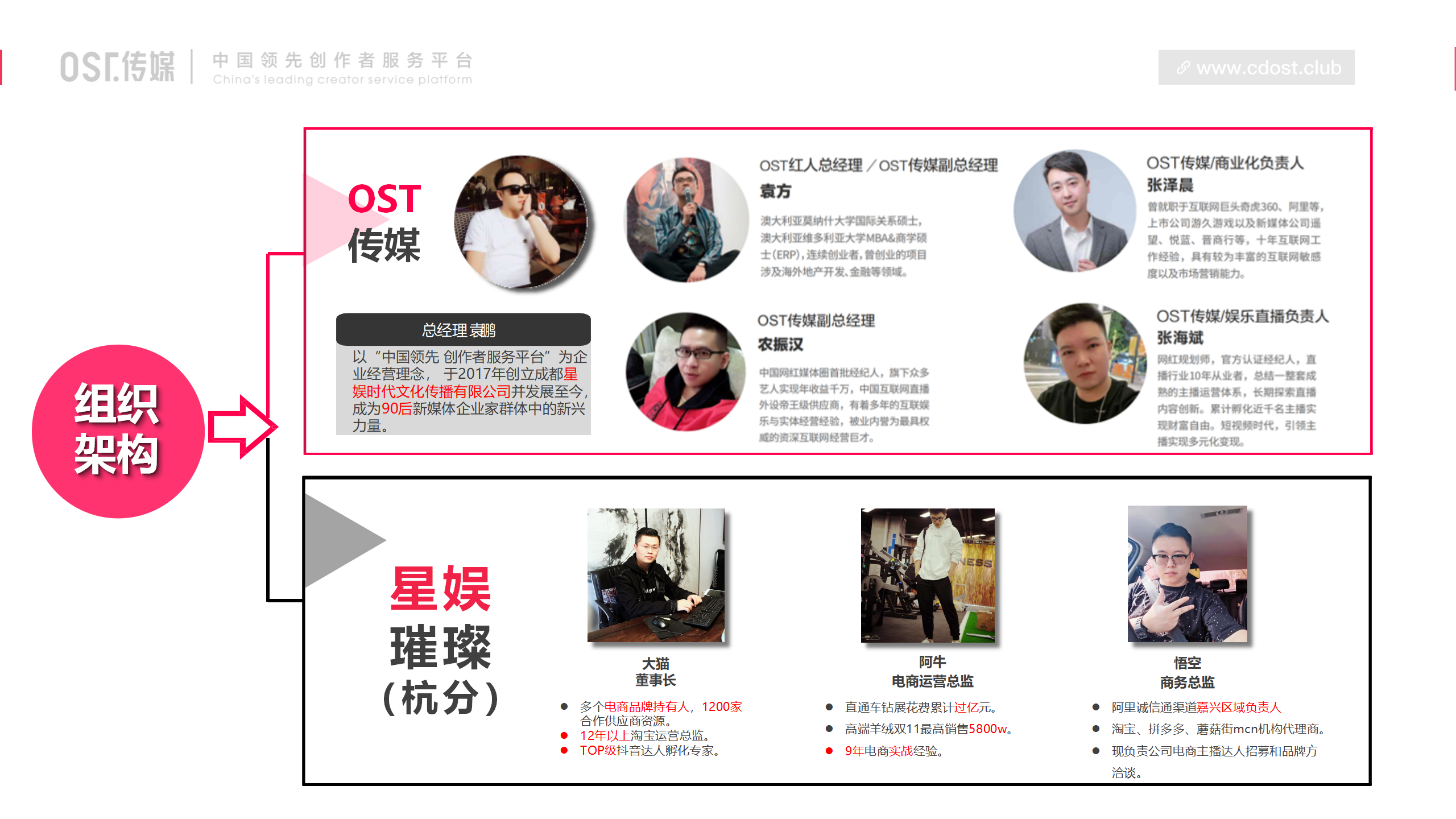 OST传媒电商业务介绍第11张