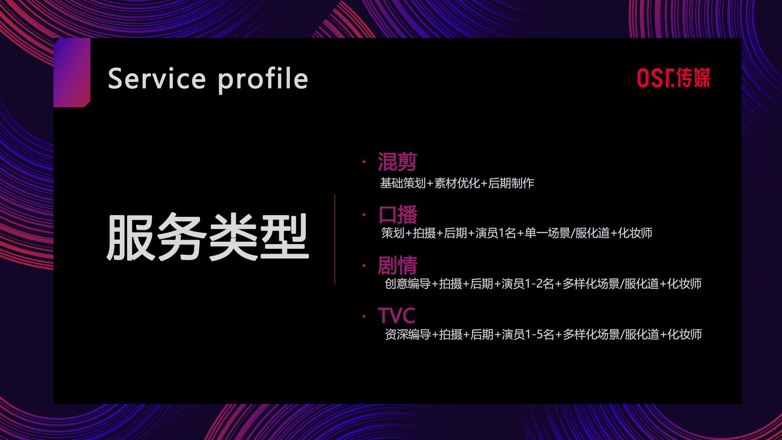 OST传媒短视频服务介绍第11张