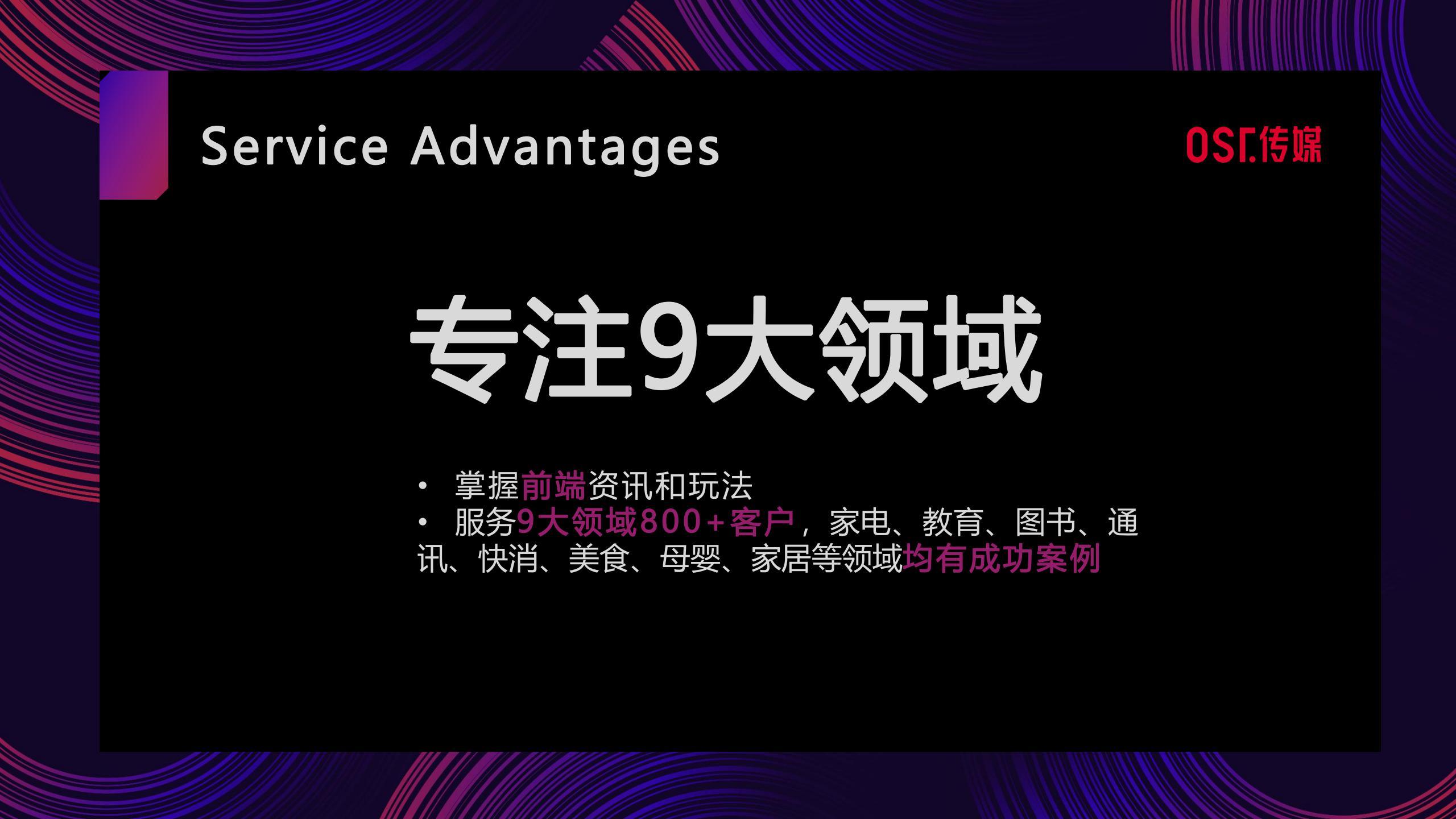 OST传媒短视频服务介绍第14张
